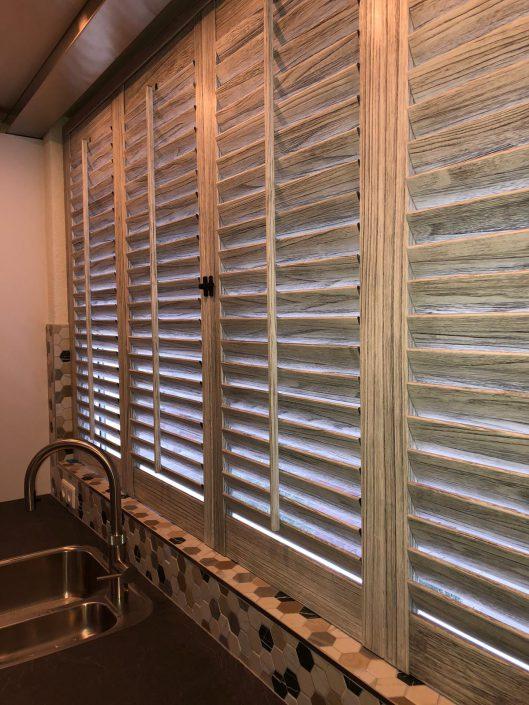 Sfeervolle shutters op maat